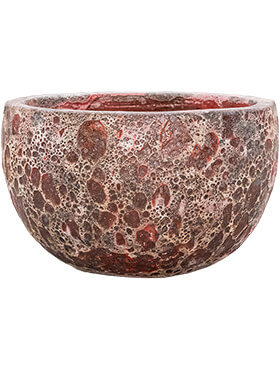 Lava - Bowl Relic Pink 40x24