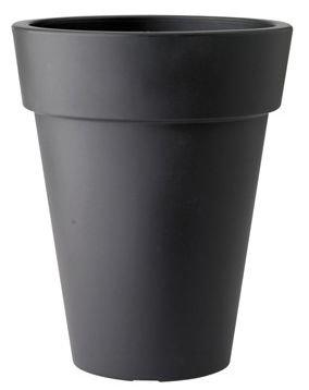 Elho Pure Round High Antraciet (Dia. 35cm en Hgt 43cm)