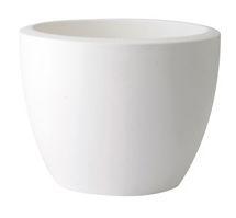 Elho Pure Soft Round Wit (Dia. 30cm en H. 24cm)