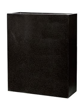 Capi Lux Vaas envelope I zwart 60 Cm.