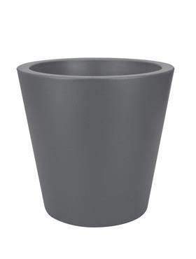 Pure Straight Round 35 cm Anthracite
