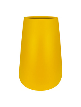 Pure Cone High 66 cm Ochre