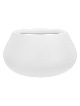 Pure Cone Bowl 60 cm White
