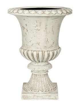 Capi Classic Franse vaas groot 0.5 ivoor 48 Cm.