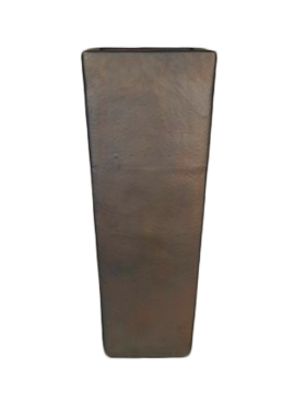 Vaas Kubis Sepia 90 Cm.