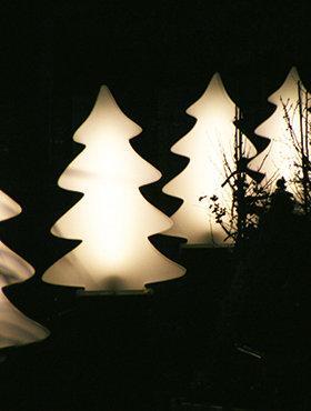 Lumenio Light Tree Maxi Sunny white