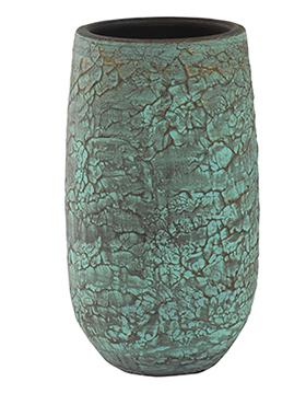 Vaas Evi 37 cm Antiq Bronze