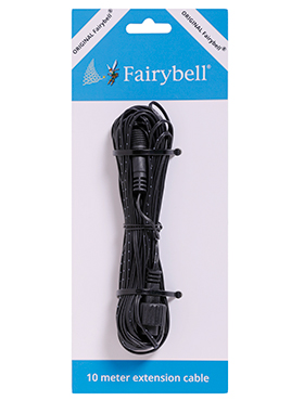 Fairybell verlengsnoer 10 meter