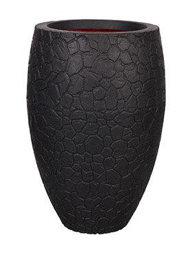Vaas Capi Nature Clay elegant deluxe NL Zwart 56x84