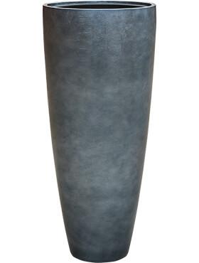 Vaas Metallic Silver leaf Ice Blue 40x90 cm