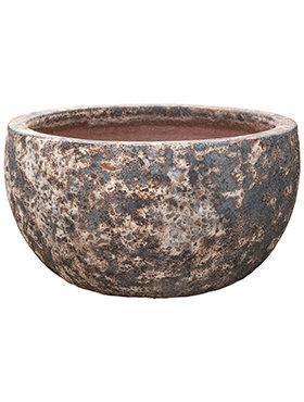 Lava - Bowl Relic Rust Metal 52x29