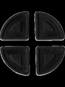 Capi Pot Pads - Outdoor Zwart