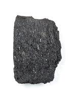 Vulkanisch gesteente (zwart)