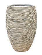 Capi Nature vaas elegance deluxe ivoor 40 Cm.