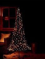 Fairybell kerstboomvorm 185 cm
