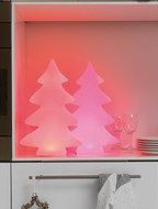 Verlichte led-kerstboom Lumenio, micro