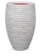 Capi Tutch Row vaas elegant deluxe ivoor 56 cm