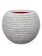 Capi®Tutch Tutch Vase Ball Row ivoor