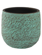 Indoor Pottery - Pot Evi antiq bronze