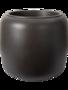 Elho Pure Beads pot small - Walnut Brown 39x35