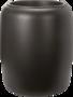 Elho Pure Beads pot medium - Walnut Brown 39x47
