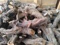 Grapewood stem naturel. 5 stuks.